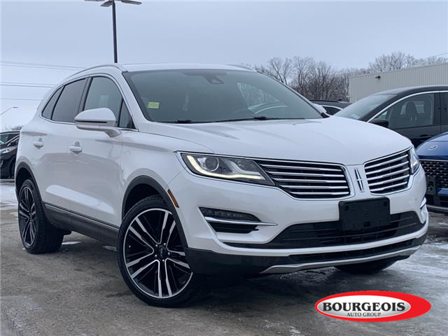 2017 Lincoln MKC Reserve (Stk: 0197PT) in Midland - Image 1 of 15