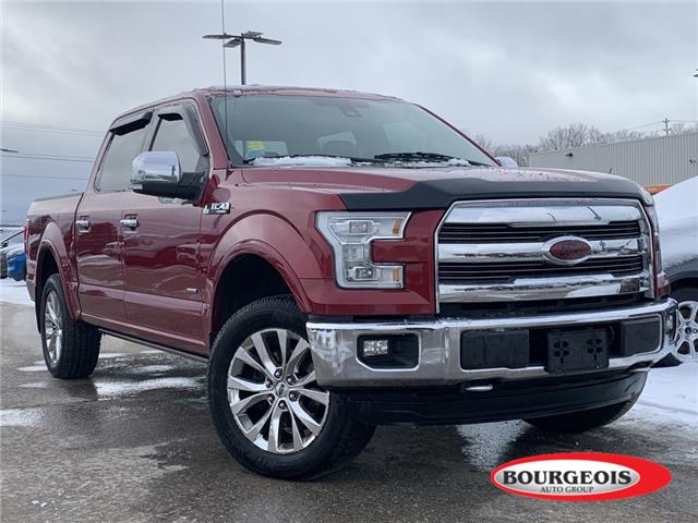 2015 Ford F-150 Lariat (Stk: 21T57A) in Midland - Image 1 of 15