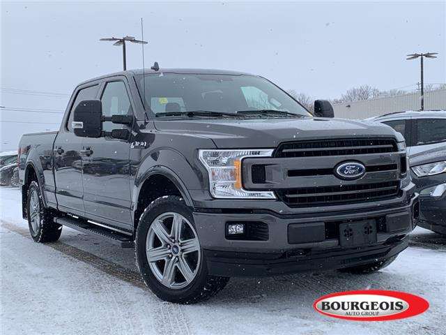 2018 Ford F-150 XLT (Stk: 0199PT) in Midland - Image 1 of 18