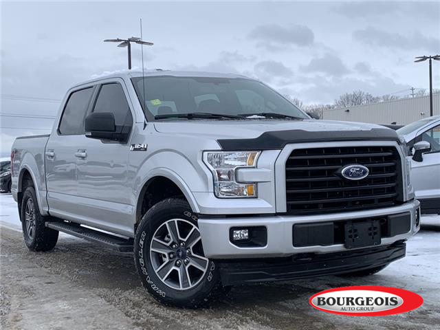 2017 Ford F-150 XLT (Stk: 20T567A) in Midland - Image 1 of 16