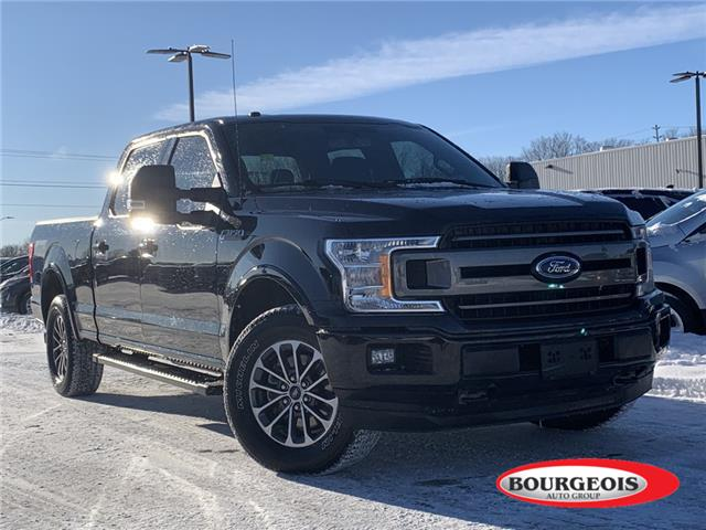 2018 Ford F-150 XLT (Stk: 0203PT) in Midland - Image 1 of 17