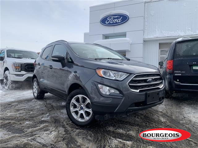 2018 Ford EcoSport SE (Stk: 20254A) in Parry Sound - Image 1 of 18