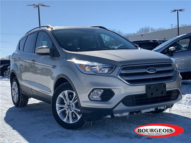 2018 Ford Escape SE (Stk: 0210PT) in Midland - Image 1 of 17