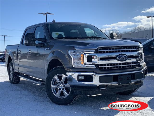 2018 Ford F-150 XLT (Stk: 21T49A) in Midland - Image 1 of 13
