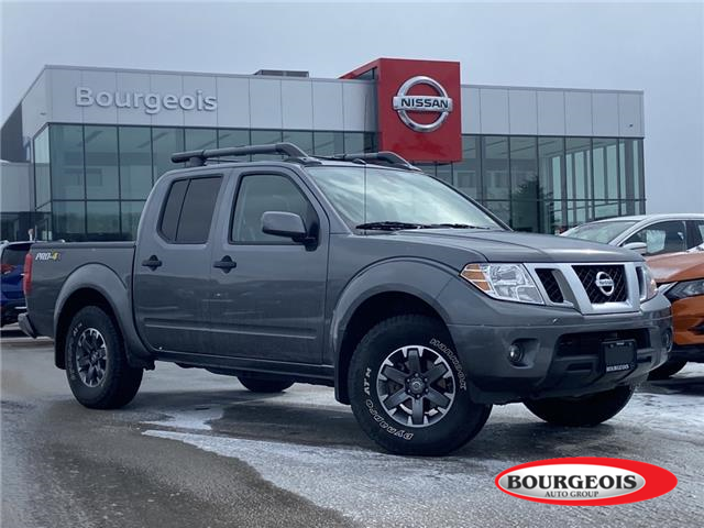 2019 Nissan Frontier PRO-4X (Stk: 20PA45A) in Midland - Image 1 of 16