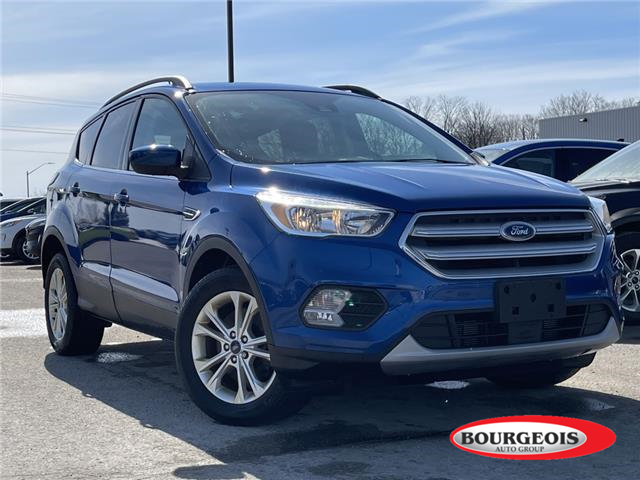 2018 Ford Escape SE (Stk: 20T285A) in Midland - Image 1 of 4