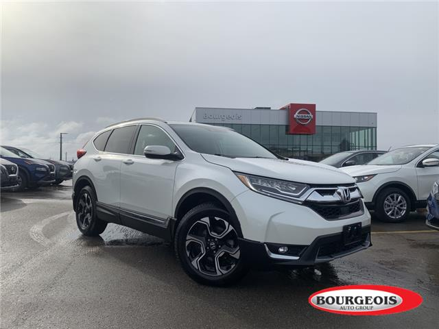 2018 Honda CR-V Touring 2HKRW2H93JH100053 21RG62A in Midland