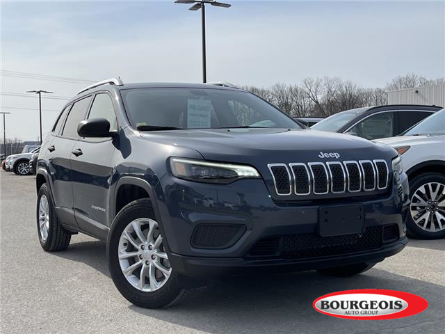 2020 Jeep Cherokee Sport (Stk: 21T69A) in Midland - Image 1 of 14