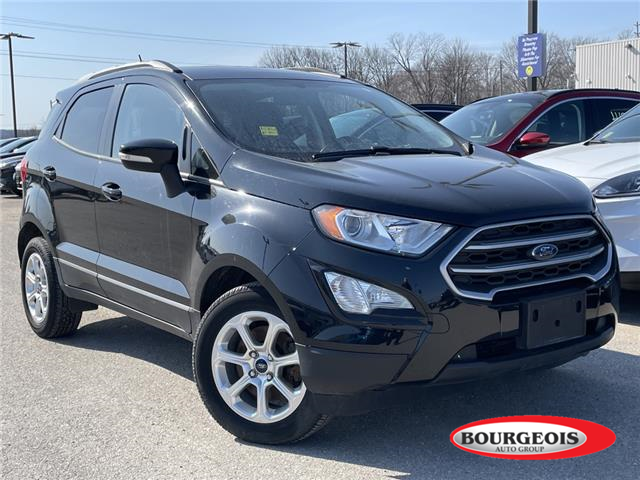 2018 Ford EcoSport SE (Stk: 20T885A) in Midland - Image 1 of 12