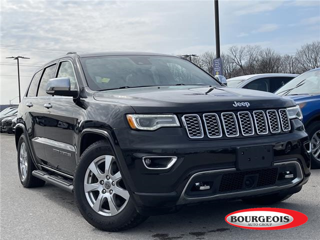 2018 Jeep Grand Cherokee Overland (Stk: 0244PT) in Midland - Image 1 of 12
