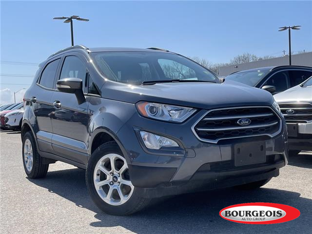 2018 Ford EcoSport SE (Stk: 0237PT) in Midland - Image 1 of 10