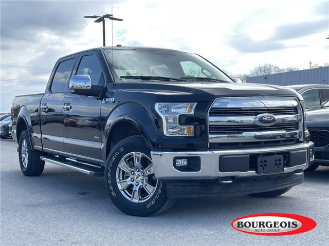 2017 Ford F-150 Lariat (Stk: 21T257A) in Midland - Image 1 of 18