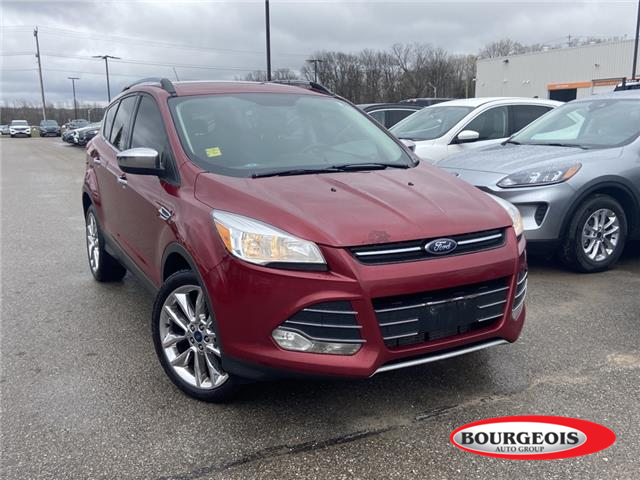 2016 Ford Escape SE (Stk: 21T236A) in Midland - Image 1 of 5