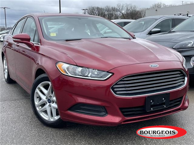 2016 Ford Fusion SE (Stk: 00405P) in Midland - Image 1 of 5