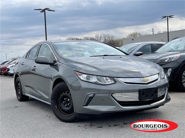 2017 Chevrolet Volt Premier (Stk: 20T1135A) in Midland - Image 1 of 15