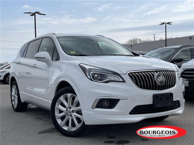 2017 Buick Envision Premium II (Stk: 20T1138A) in Midland - Image 1 of 16