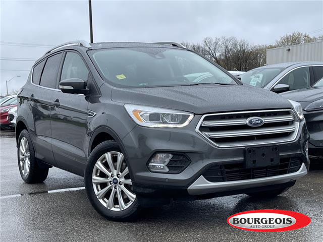 2017 Ford Escape Titanium (Stk: 0267PT) in Midland - Image 1 of 13