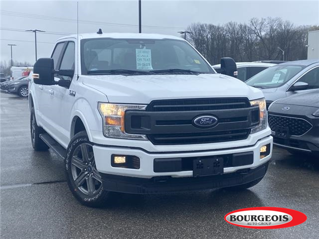 2020 Ford F-150 XLT (Stk: 21T12A) in Midland - Image 1 of 14