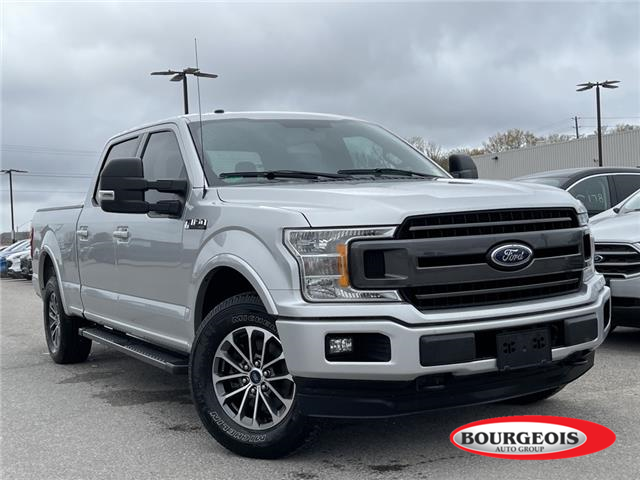 2018 Ford F-150 XLT (Stk: 21T299A) in Midland - Image 1 of 13