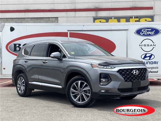 2019 Hyundai Santa Fe Preferred 2.4 (Stk: 21SF05A) in Midland - Image 1 of 13