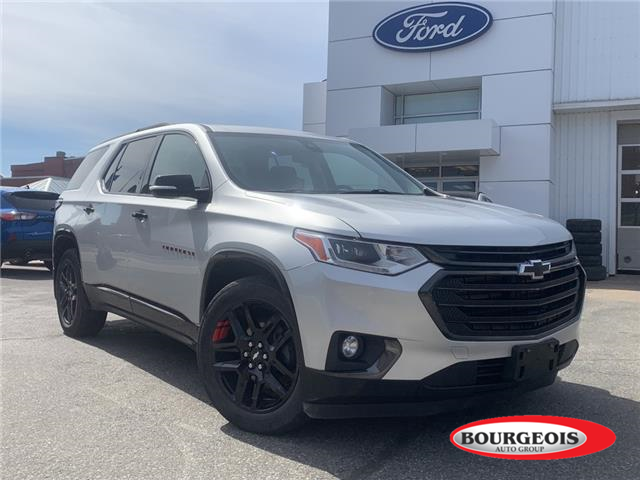 2018 Chevrolet Traverse Premier (Stk: 21122A) in Parry Sound - Image 1 of 27