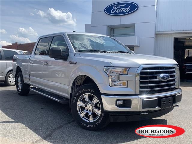 2017 Ford F-150 XLT (Stk: 21129A) in Parry Sound - Image 1 of 20