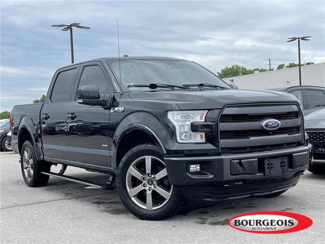 2015 Ford F-150 Lariat (Stk: 21T349A) in Midland - Image 1 of 8