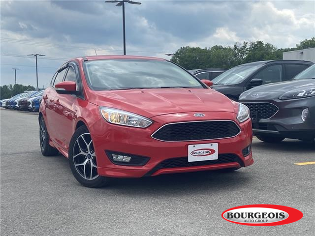 2016 Ford Focus SE (Stk: 00413P) in Midland - Image 1 of 11