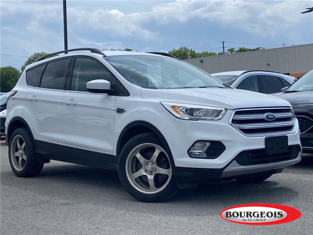 2018 Ford Escape SEL (Stk: 21T380A) in Midland - Image 1 of 12