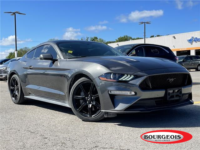 2019 Ford Mustang GT (Stk: 21T346AA) in Midland - Image 1 of 10