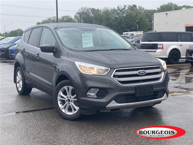 2017 Ford Escape SE (Stk: 280PTAA) in Midland - Image 1 of 11