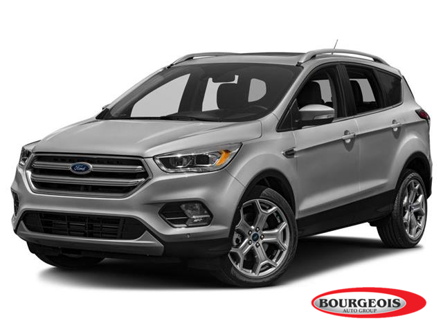 2017 Ford Escape Titanium (Stk: 21RT34A) in Midland - Image 1 of 9