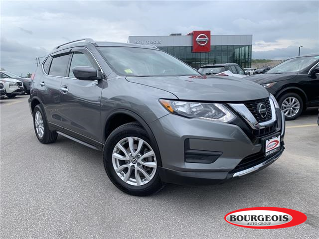 2020 Nissan Rogue S (Stk: 21RG12A) in Midland - Image 1 of 14