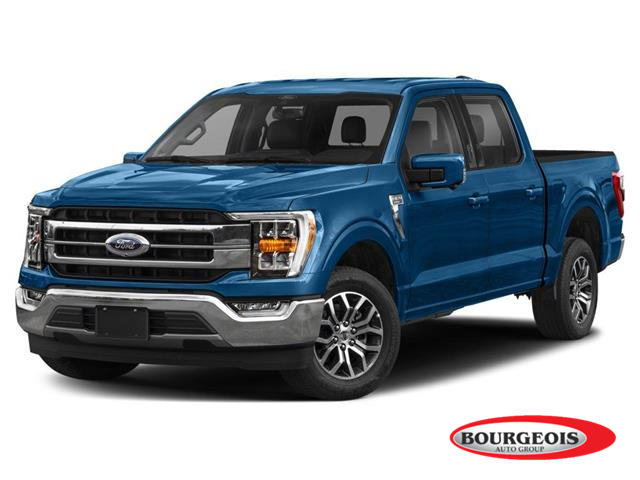 2021 Ford F-150 Lariat (Stk: 21T440A) in Midland - Image 1 of 9
