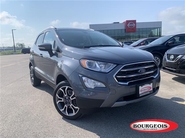 2018 Ford EcoSport Titanium (Stk: 00U162A) in Midland - Image 1 of 20