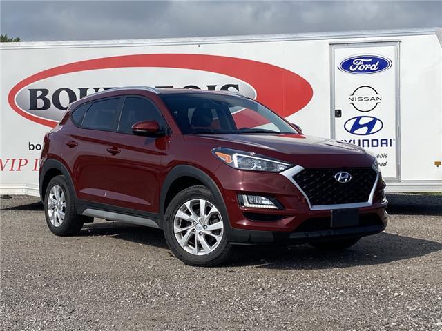 2019 Hyundai Tucson Preferred (Stk: 21SF01A) in Midland - Image 1 of 14