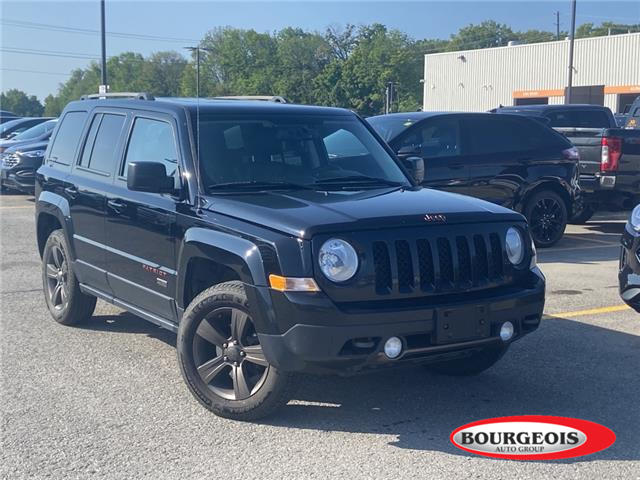 2016 Jeep Patriot Sport/North (Stk: 21T204A) in Midland - Image 1 of 13
