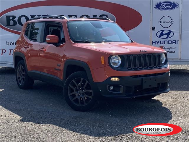 2016 Jeep Renegade North (Stk: 22TC10A) in Midland - Image 1 of 14