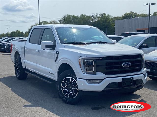 2021 Ford F-150 Lariat (Stk: 0370PT) in Midland - Image 1 of 14