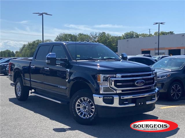 2021 Ford F-250 Lariat (Stk: 21T648A) in Midland - Image 1 of 15