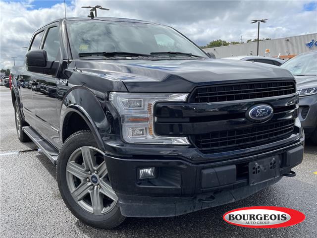 2018 Ford F-150 Lariat (Stk: 21T644A) in Midland - Image 1 of 14