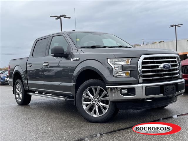2016 Ford F-150 XLT (Stk: 21T612A) in Midland - Image 1 of 14