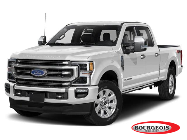 2020 Ford F-250 Platinum (Stk: 22T16A) in Midland - Image 1 of 9
