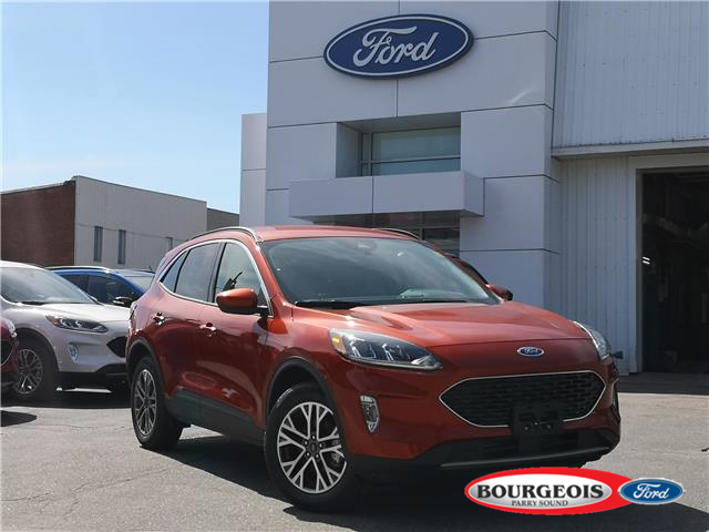 2020 Ford Escape SEL (Stk: 020015) in Parry Sound - Image 1 of 15