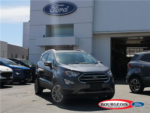 2020 Ford EcoSport Titanium (Stk: 020031) in Parry Sound - Image 1 of 14