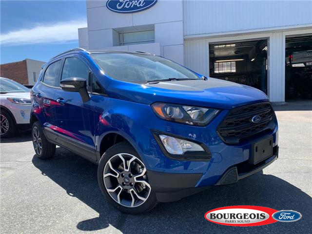 2020 Ford EcoSport SES (Stk: 020032) in Parry Sound - Image 1 of 20