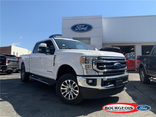 2020 Ford F-350 Lariat (Stk: 020079) in Parry Sound - Image 1 of 17