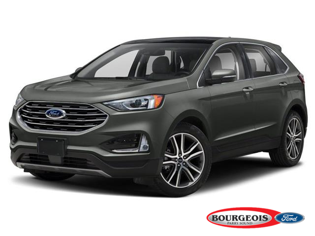 2020 Ford Edge SEL (Stk: 020171) in Parry Sound - Image 1 of 9