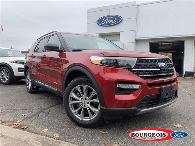 2020 Ford Explorer XLT (Stk: 020202) in Parry Sound - Image 1 of 20