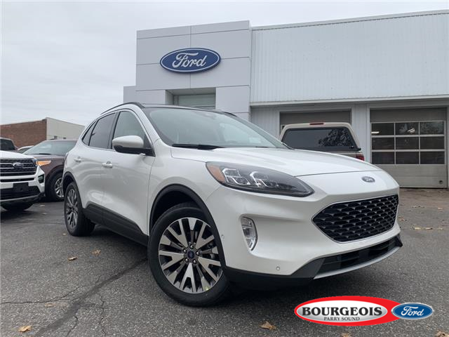2020 Ford Escape Titanium (Stk: 020201) in Parry Sound - Image 1 of 20